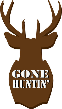 buck: We have a hunters trophy.  This 8 point buck silhouette is the perfect choice for creating the perfect gift for the hunter in your family.