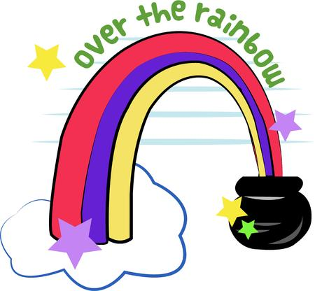 priceless: At the end of the beautiful rainbow lies a priceless treasure  the legendary pot of gold  Create a treasure of a gift with this fun design.  Great on jackets