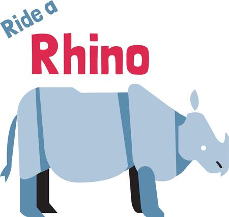 either: Is it really a rhino or people in a rhino costume  Either way its a fun silhouette design for creative projects of all kinds. Illustration