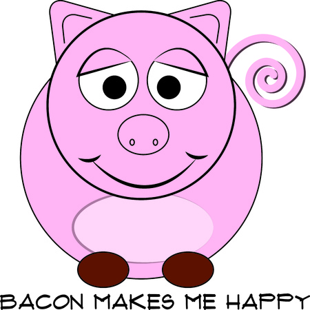 critter: Our happy pink pig is a sure sweetie  His happy face turns anything you create into an instant favorite