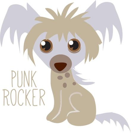 pooch: This sweet little pooch with its big, sweet eyes makes a heart-melting embellishment for shirts and bags.  Add to a tee shirt to create an instant favorite.