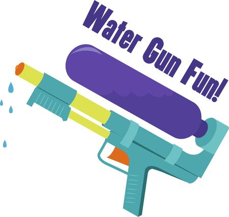 drench: Mojar sus compa�eros de juego con esta pistola de agua de juguete. Diversi�n fuego verano seguro para sus dise�os.