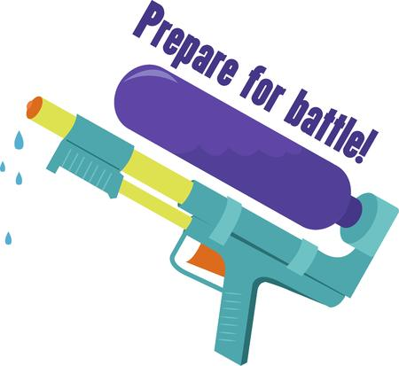 playmates: Mojar sus compa�eros de juego con esta pistola de agua de juguete. Diversi�n fuego verano seguro para sus dise�os.