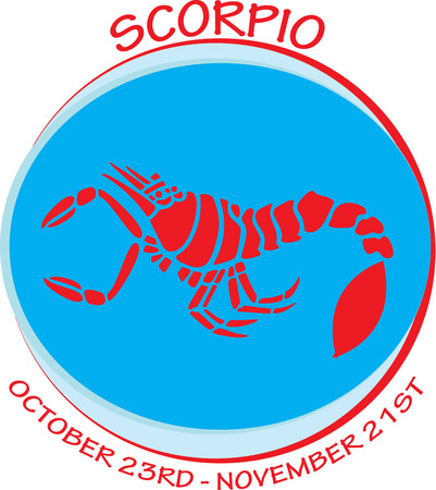 prophecy: The eighth sign of the zodiac in astrology is Scorpio the scorpion.  Create something amazing for your favorite Scorpio.