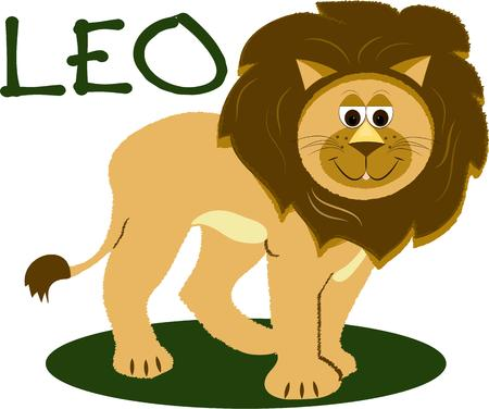 prophecy: The fifth sign of the zodiac in astrology is Leo.  Create something amazing for your favorite Leo.