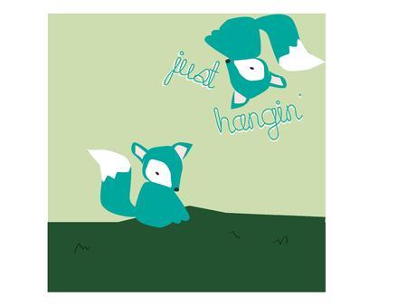 vixen: Cute little foxes
