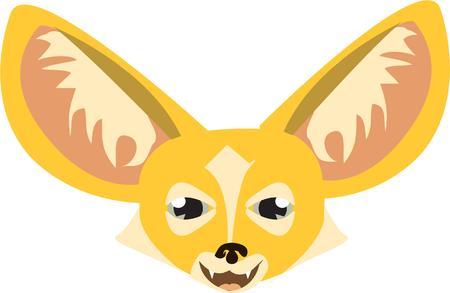trickery: Fox canine