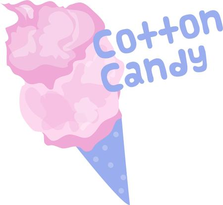 cotton candy: Cotton candy