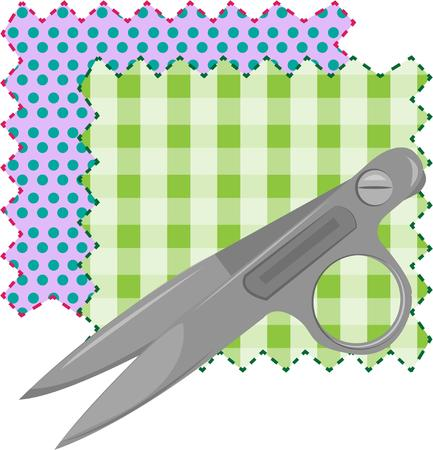 ciach: Create something special for a seamstress or quilter.  Perfect design for a sewing studio or fabric box.