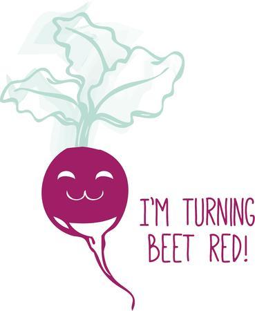 radish: Purple radish
