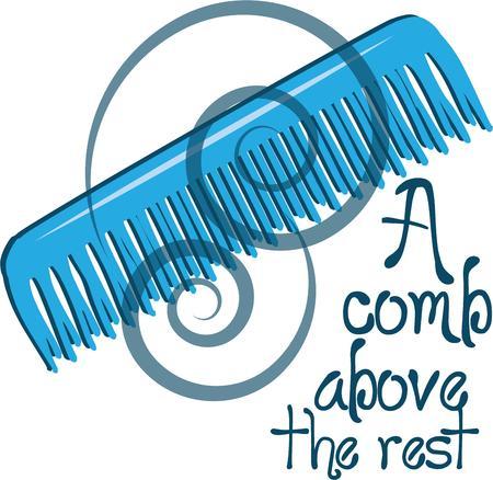 comb: Styling comb