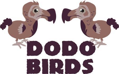 dodo: Dodo bird Illustration