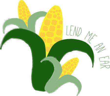 ядра: Кукуруза