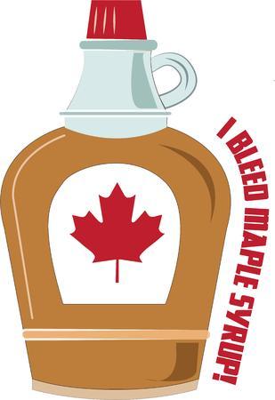 maple syrup: Jarabe de arce