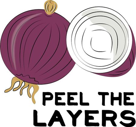 condiment: Purple onion