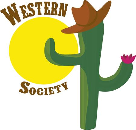 you are welcome: Howdy do and welcome to a western adventure.  This cactus in a cowboy hat makes a bold wild west statement wherever you choose to use it.