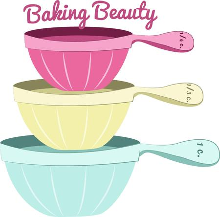 beauties: Pretty pastel cookware make the kitchen a fun place.  Add these beauties to your kitchen collection.
