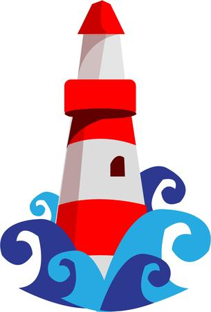 collectable: This lighthouse was a beacon of hope for travelers of old.  Today lighthouses are a favored collectable.  Know a collector  Heres a perfect design for them