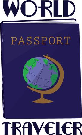 anywhere: Get ready to explore the world.  Passport in hand is all you need to take you anywhere you dream.
