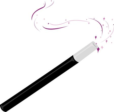 stir up: Stir up some magic with this magic wand.  What would your wish be