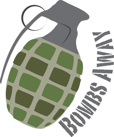 big bang: Heres a hand grenade for the military hardware enthusiast.  Sure to create a big bang