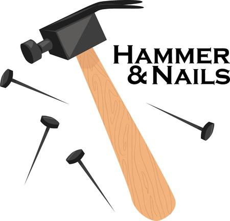 knocker: Lets build something special.  We have all the tools you need.  With a hammer and nails you can create most anything