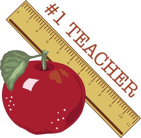 sentiment: Teachers will appreciate this sentiment as a gift.
