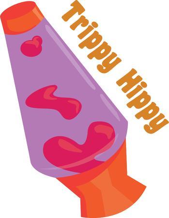 trippy: �Qu� idea tan lejos decorar Una l�mpara de lava de colores ilumina y entretiene