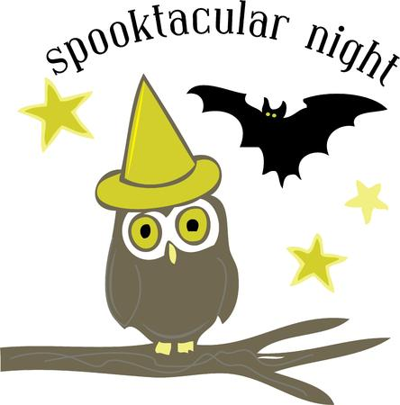 nights: Halloween nights are better with a fun owl