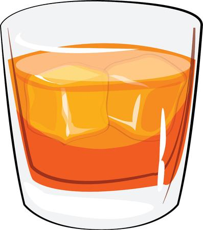 shot glass: A preferred stress reliever in a shot glass.  The tonic choice of many.
