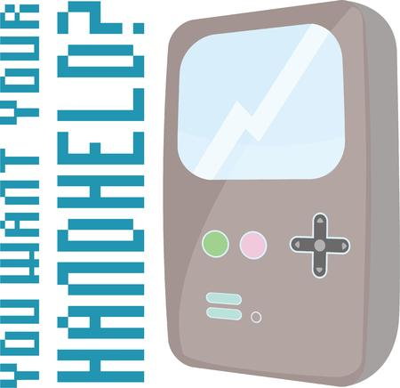young add: This handheld video game is a favorite of kids young and old.  Add your favorite game for hours of fun.
