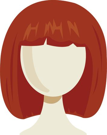 peluca: Enfr�ntate a una nueva identidad entera con el pelo nuevo. Este corte bob peluca permite ir disfrazado.