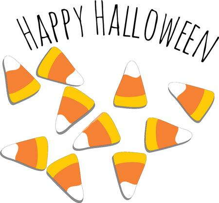 best way: Candy is the best way to say happy halloween.