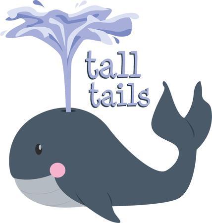 baleen: Kids like a cute whale.