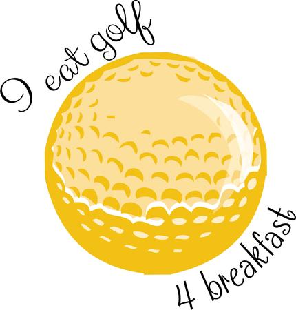 seem: Gold enthusiasts seem to eat drink and sleep golf.  This graphic is just for that golfer.  We love it on a golf towel