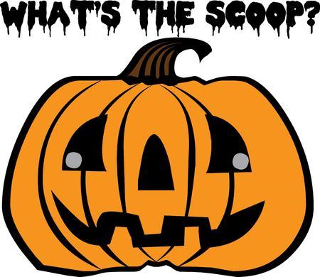 jack o: A kooky jack o lantern for halloween decor.