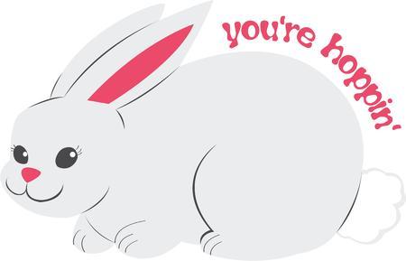 cottontail: Que la gente sepa que su deseo de amor con un conejito lindo.