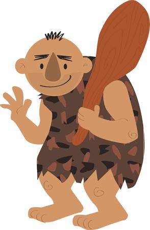 sapiens: Does a man in your life act like a cave man.