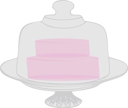 cake stand: Bakers will like a lovely cake stand for their kitchen desserts.