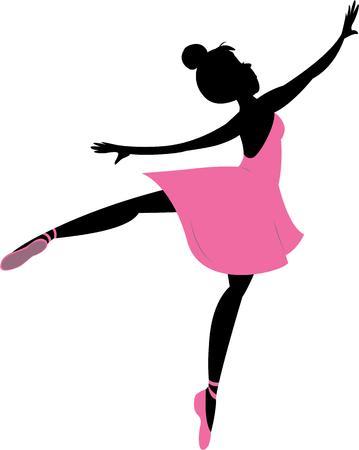 kleine meisjes: Kleine meisjes willen ballerina's zijn.