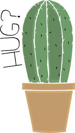 saguaro: Gardeners like plants of all kinds even cacti.