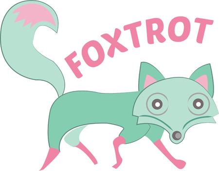wildlife: Wildlife lovers will like this cute fox. Illustration