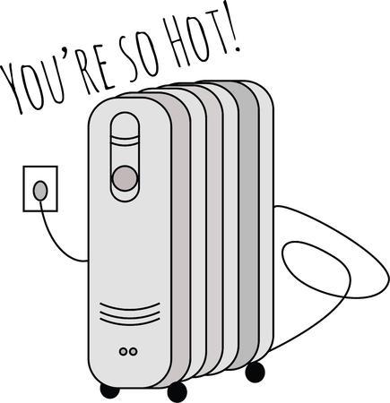 calentador: Tener un calentador listo para los d�as fr�os de invierno.