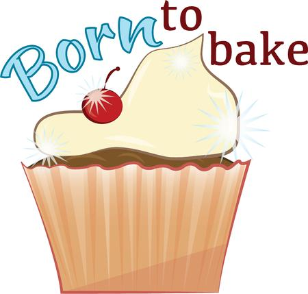 sweet tooth: If you have a sweet tooth you will enjoy this cupcake