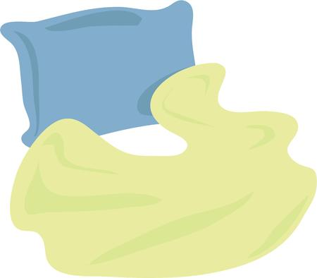 throw cushion: Keep cozy with a nice pillow and blanket.
