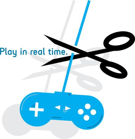 playstation: Go wireless with this game controller.