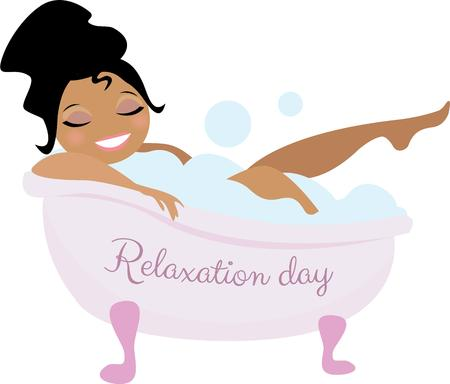 bubble bath: You will love having a relaxing bubble bath all the time.
