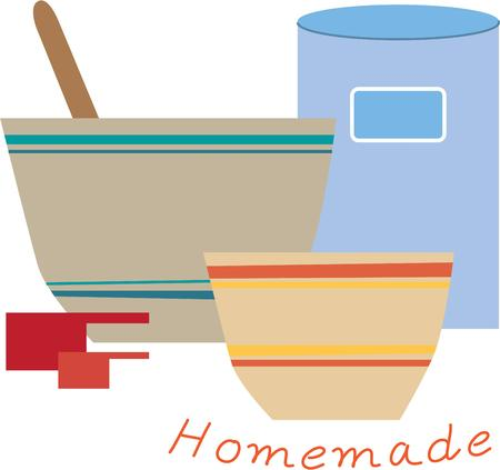 tupperware: Every kitchen needs a good set of cooking utensils and bowls.