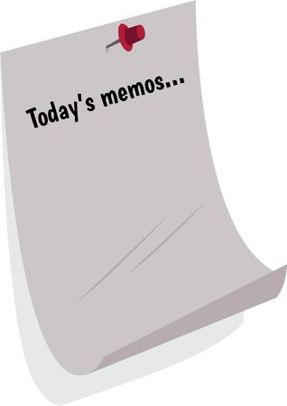 memos: Use this paper for notes and messages.