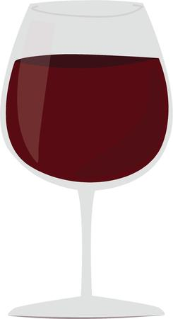 appreciated: A good glass of wine is always appreciated.